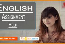English assignment writing service