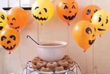 Halloween / Ideas to get those creative juices flowing this Halloween.