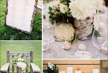 Decorazioni tavoli nozze medievali e celtiche