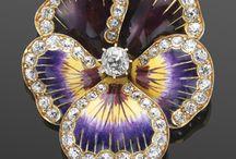 Flora in Jewelry Design