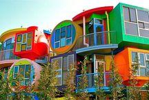 Architecture / by Sophia Nguyen