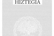 Diccionarios  y enciclopedias. Hiztegiak eta enziklopedioak