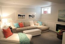 *New House* - family room
