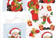 Vk Christmas Teddy bears
