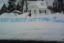 I hate winter / by Lori Labani