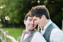 Autumn Wedding Inspiration ~ A Romantic Field Picnic, Rustic Barn, Bow Ties and Tweed / Our amazing and incredible wedding photo shoot was featured on the fantastic Love My Dress blog and here are the photos that were featured...