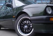 David T's BMW E30