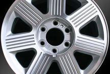 Lincoln wheels / by RTW OEM Wheels