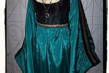 Of Ladies, Knigths and Witches (Medieval fashion)