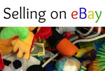 How To Sell On eBay / Get started selling on eBay!  Whether you want to just make a little extra money, or build a full time business, you can find the step by step guides here!