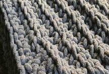 Baby blanket chunky crochet