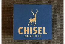 """Chisel Shave Club / About: """"Experience our world of fun, flirty and fashionable vintage-modern lifestyle in a hand-curated box delivered to you each month."""" For full subscription box reviews, visit http://musthaveboxes.com."""