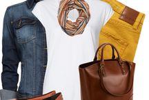 Tavaszi/nyári outfit