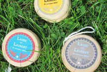 Esprit vintage / Petits cadeaux d'invités vintage