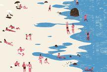 Beaches/Pools