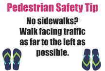 Street Smart NJ Summer 2016 / Pedestrian Safety Tips