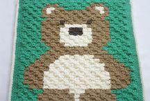 "free patterns ""teddy bear"""
