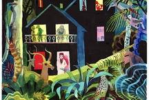 Brecht Evens / Artist, illustrator, aqua paints user