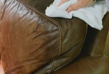 leather sofa makeover renovation