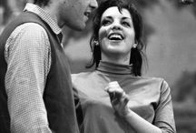 FLORA, THE RED MENACE – 1965 / The young composing team of John Kander and Fred Ebb made its Broadway debut with this vehicle for Liza Minnelli, which was produced by Harold Prince, and which opened at the Alvin on May 11, 1965.