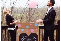 {Blue or Pink - Gender Reveal} / by Charli McCaskill