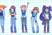 ✨Pokemon✨Kalos Family✨