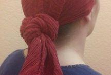 Viking headgear & hair styling