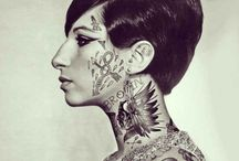 Tattooed Stars / by Mikel Sessions