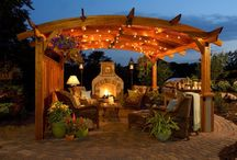 outdoor spaces / by Hannah Smith
