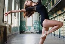 Urban ballerina Shoot