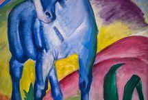 Espressionismo tedesco / Artisti espressionisti