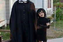 disfraz padre e hija