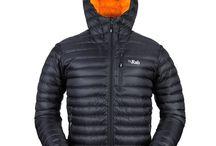 Alpine jackets / Alpine jackets