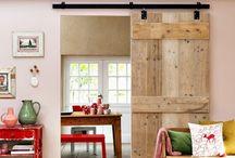 Home sweet home- Living room