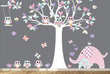 Baby Room Drawings