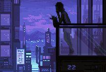 sad/vaporwave/depression
