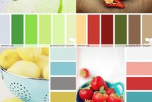 Color Palettes / by Shannon Leigh