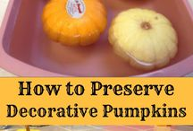 Autumn Crafts & Activities / Happy Fall, y'all!