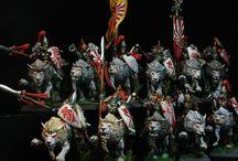 Warhammer paint