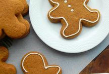 chewy gingerbread cookies recipes