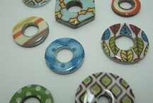 Resin Jewelry / by Eileen McGee