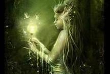 Faeries, & mystic. / by Breanna Fullerton