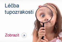 tupozrakost u dětí