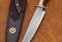 Bowies & cuchillos
