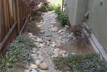 Garden Swales & Dry Creek Beds