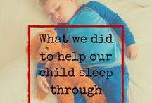 Dětský spánek