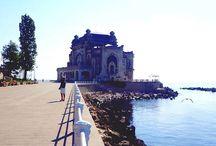 I traveled to: Constanta