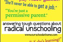 Unschooling / by Jessica Durham