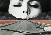 Sammy Slabbinck / Sammy Slabbinck ´s Collagen sind derart stimmig konzipiert und mit einem besonderen Blick für Atmosphäre umgesetzt, dass sich der Betrachter dieser bannenden Surrealität nicht entziehen kann.
