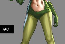 ❤ Poison Ivy & Harley Quinn ❤